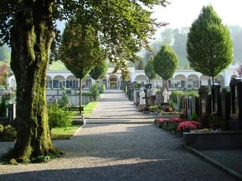 Friedhof Stans