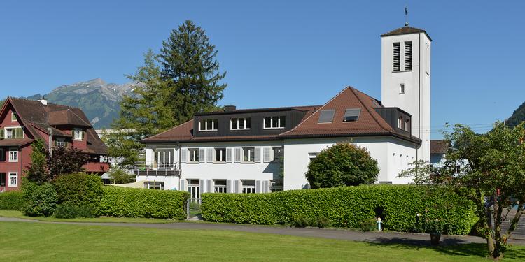 evangelisch reformierte Kirche Stans